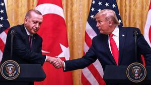 Son dakika... Cumhurbaşkanı Erdoğan: Mektupları Trumpa takdim ettim