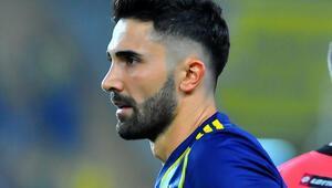 Fenerbahçede Hasan Ali Kaldırım sevinci
