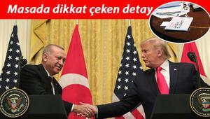 Cumhurbaşkanı Erdoğan: Mektubu Trumpa takdim ettim