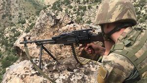 Son dakika: PKKya ağır darbe 8 terörist etkisiz hale getirildi