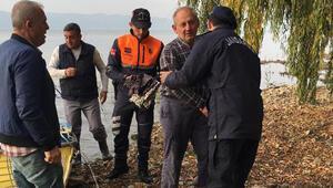 İznik Gölünde kaybolan doktor bulundu