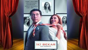 Kadıköy Duru Tiyatro'da, Sahnede İki Bekar Var
