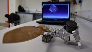 İHA yük taşıma kapasitesini artırmak için motor prototipi üretildi