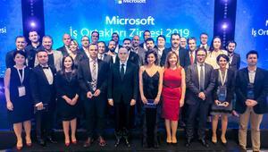 Microsoft Türkiye iş ortaklarını ödüllendirdi