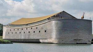Şakına çeviren tesadüf Nuhun Gemisi geliyor