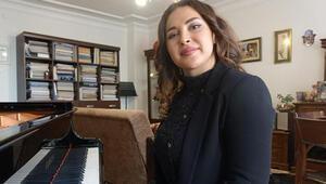 Azerbaycanlı piyanist İstanbulda kendi orkestrasını kurmak istiyor