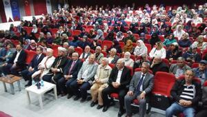 Bandırma'da Mescid-i Aksa imamları Kudüs'ü anlattı