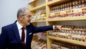 Eskişehir Büyükşehir Belediyesi, yumurta satışına başlıyor