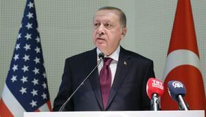 Cumhurbaşkanı Erdoğan ABDdeki temaslarının ardından yurda döndü