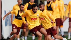 Galatasaray kuvvet, çabukluk, koordinasyon ve sprint çalıştı