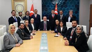 Son dakika... Cumhurbaşkanı Erdoğan: Kendisine gerekeni söyledim, dersini aldı