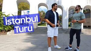 Oğuz Yenihayat ile İstanbul Turu | Galaxy Note10+ | Chaby Han, Kerim Savaş Sarı, Bahar Akıncı