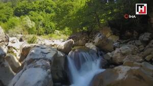Kastamonu'da kanyon ve şelaleleri 80 bin kişi ziyaret etti