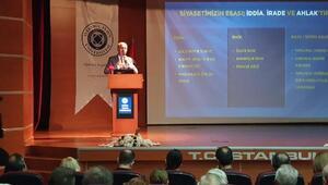 Numan Kurtulmuş: Erdoğan, ABDde Türkiyenin güçlü duruşunu ortaya koydu