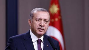 Erdoğan: Kıbrıs Türklerinin Doğu Akdeniz'deki haklarını gasp ettirmeyeceğiz