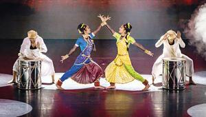 Bollywood müzikali İstanbul'da