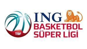 Basketbol Süper Ligi tüm hızıyla sürüyor Haftanın programı...