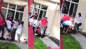 Ağlayan zihinsel engelli öğrenciyi darbeden 6 kişi açığa alındı
