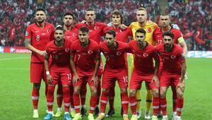A Milli Futbol Takımı, İspanyaya gitti