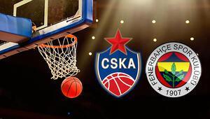 CSKA Moskova Fenerbahçe Beko basket maçı bilgileri