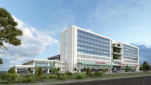 Burdura yeni devlet hastanesi