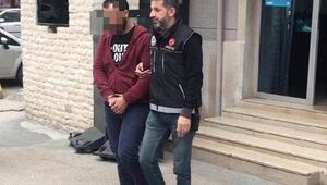 Mustafakemalpaşa'da uyuşturucu operasyonu: 1 gözaltı