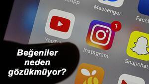 Instagramda beğeni sayısı kalktı mı Beğeniler neden gözükmüyor