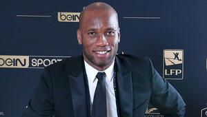 Son Dakika: Didier Drogba adaylığını resmen açıkladı
