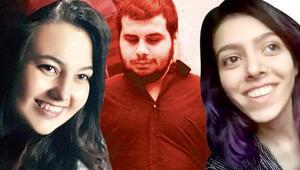 Ukraynada iki Türk kızı öldürmüştü İfadeleri kan dondurdu