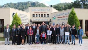 Marmariste 197 çiftçi bilinçli üretici sertifikası aldı