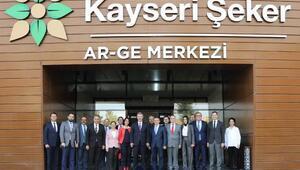 ERÜ ve Kayseri Şeker arasında işbirliği protokolü