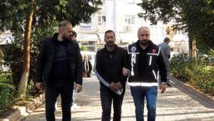 Uyuşturucu haplarla yakalanan şüpheli tutuklandı