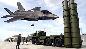 S-400 ve F-35 için önemli gelişme: Bugün itibarıyla da o çalışmaya başladık