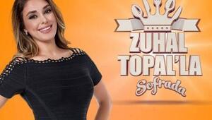 Zuhal Topalla Sofrada bu hafta kim birinci oldu İşte ödülü alan o yarışmacı