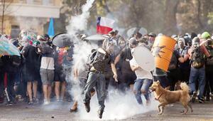 Latin Amerika çalkalanıyor