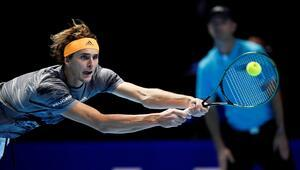 ATP Finalleri | Zverev yarı finalde, Nadal elendi