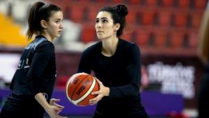 Kadın millilerin konuğu Litvanya Hedef 2021 Avrupa Şampiyonası...