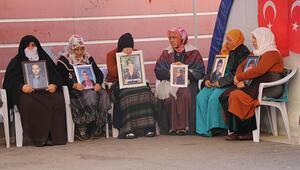HDP önündeki eylemde 75inci gün
