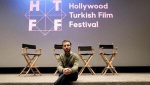 Hollywood Türk Filmleri Festivalinde yönetmeni Aidiyeti anlattı