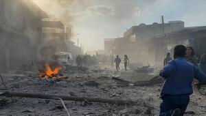 Son dakika: Suriyede kanlı saldırı Terör saldırısında 10 sivil hayatını kaybetti