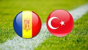 Andorra Türkiye maçı ne zaman saat kaçta ve hangi kanalda