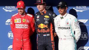 F1 | Brezilyada pole pozisyonu Verstappenin