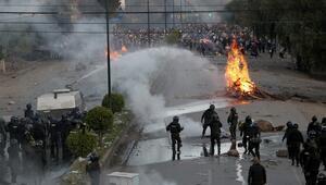 Bolivyadaki olaylarda ölenlerin sayısı 18e yükseldi