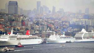 Galataport, İstanbulun kruvaziyer turist sayısını 20 binden 1,5 milyona çıkaracak