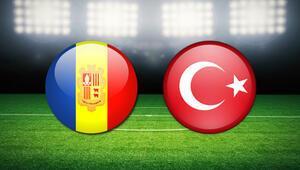 Andorra Türkiye maçı saat kaçta hangi kanalda Forvette sürpriz