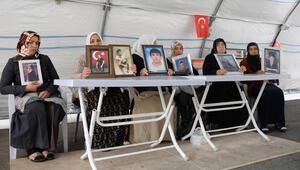 HDP önündeki eylemde 76ncı gün
