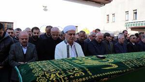 Oğuz Çetinin vefat eden babası Nihat Çetin, Sakaryada defnedildi
