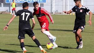 Sivasspor 3 eksikle çalıştı