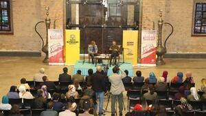 Konya Büyükşehir'den kültür, sanat, edebiyat söyleşileri