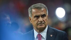 Andorra - Türkiye maçı öncesi Şenol Güneşten sürpriz karar